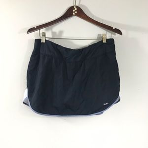 Champion Black Skort Size L